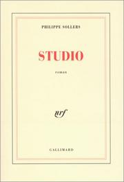 Cover of: Studio