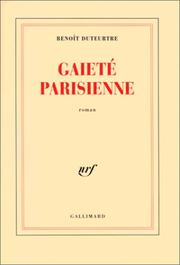 Cover of: Gaieté parisienne