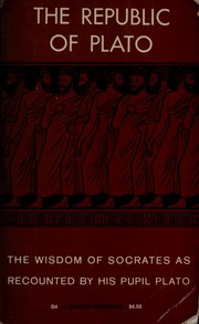 Cover of: The Republic of Plato | Plato