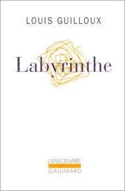 Cover of: Labyrinthe
