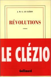 Cover of: Révolutions