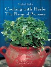 Cover of: Cooking With Herbs | Michel Biehn