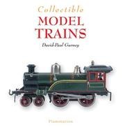 Cover of: Collectible Model Trains (Collectibles) | David-Paul Guerney