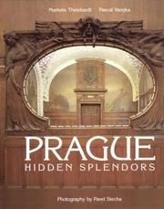 Prague by Marketa Theinhardt, Pascal Varejka