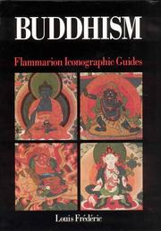 Cover of: Buddhism (Flammarion Iconographic Guides) | Frederic Louis