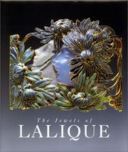 Cover of: The jewels of Lalique