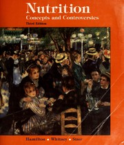 Cover of: Nutrition, concepts and controversies | Eva May Nunnelley Hamilton