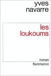 Cover of: Les Loukoums