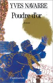 Cover of: Poudre d'or