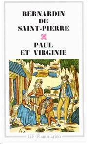 Cover of: Paul Et Virginie