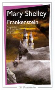 Cover of: Frankenstein ou le promethee moderne