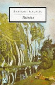 Cover of: Thérèse