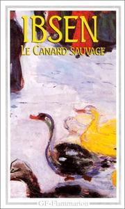 Cover of: Le canard sauvage | Henrik Ibsen
