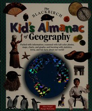 Kids Almanac Of Geography
