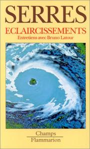Cover of: Eclaircissements