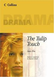 Cover of: The Tulip Touch (Plays Plus)