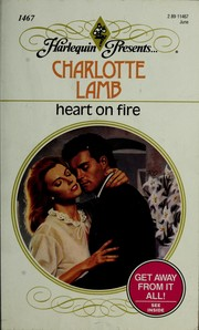 Cover of: Heart on Fire | Charlotte Lamb