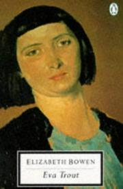 Cover of: Eva Trout, or, Changing scenes