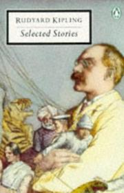 Cover of: Selected Stories (Penguin Twentieth-Century Classics) | Rudyard Kipling