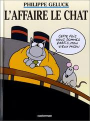 Cover of: Le Chat, tome 11