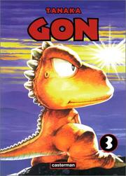 Cover of: Gon, tome 3