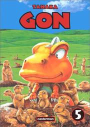 Cover of: Gon, tome 5