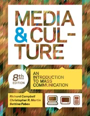 Cover of: Media & culture | Campbell, Richard