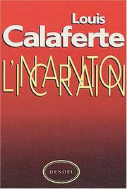 Cover of: L' incarnation