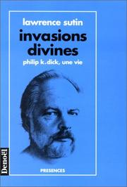 Cover of: Invasions divines