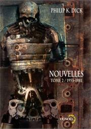 Cover of: Nouvelles