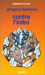 Cover of: Contre l'infini