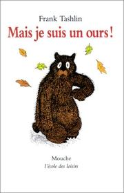 Mais je suis un ours by Tashlin