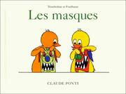 Cover of: Les masques