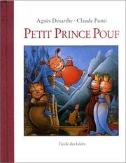 Cover of: Petit prince Pouf