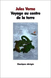 Cover of: Voyage au centre de la Terre by Jules Verne