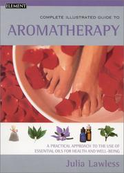 Cover of: Aromatherapy | Julia Lawless