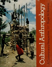 Cover of: Cultural anthropology | Roger M. Keesing