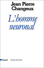 Cover of: L' homme neuronal