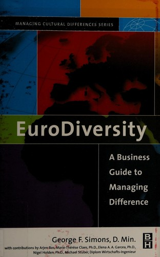 Eurodiversity by George F Simons