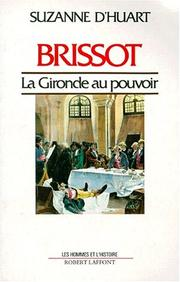 Brissot by Suzanne d' Huart