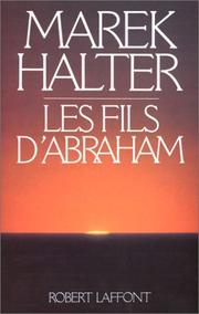 Cover of: Les fils d'Abraham