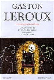 Cover of: Les assassins fantômes