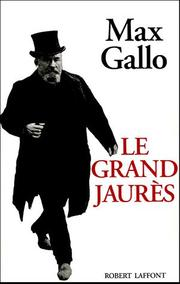 Cover of: Le Grand Jaurès