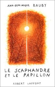 Cover of: Le scaphandre et le papillon