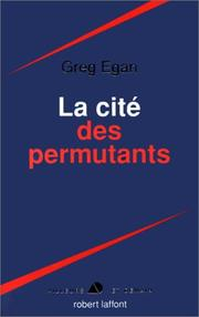 Cover of: La Cité des permutants