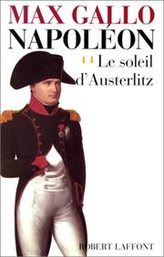 Cover of: Napoléon, tome 2