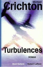 Cover of: Turbulences