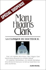 Cover of: La clinique du docteur H.