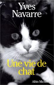 Cover of: Une vie de chat