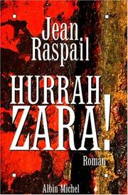 Cover of: Hurrah Zara!
